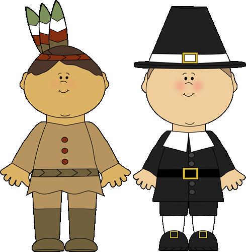 Pilgrims clipart pilgrim child. Indian boy and thanksgiving