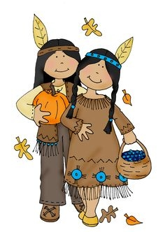 Clipart thanksgiving indians. Free indian cliparts download