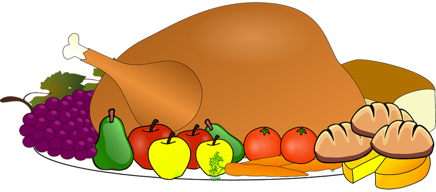 Feast clipart luncheon. Thanksgiving with aphasia national