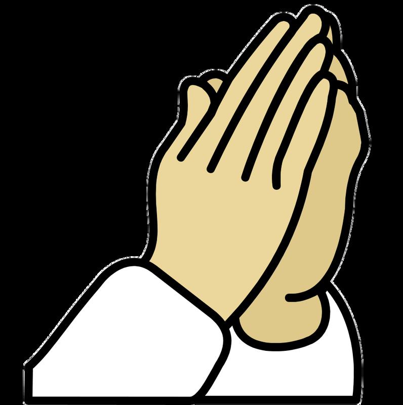 Funeral clipart prayer. Symbol thanksgiving talksense picture