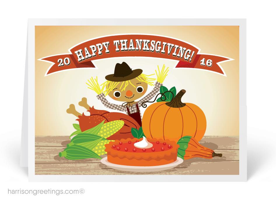 Harvest clipart whimsical. Religious thanksgiving cards harrison