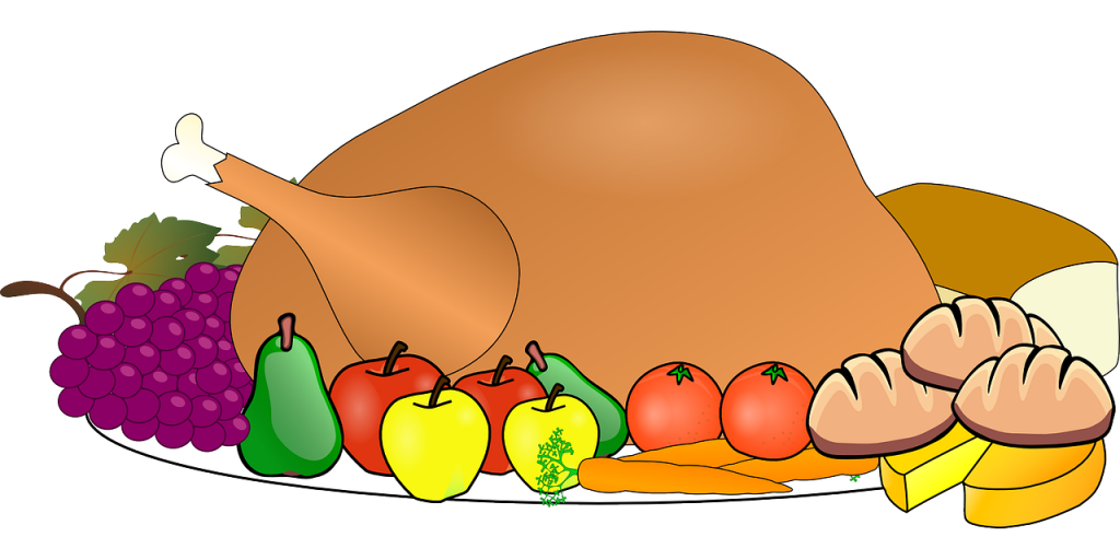 What s the real. Clipart thanksgiving story
