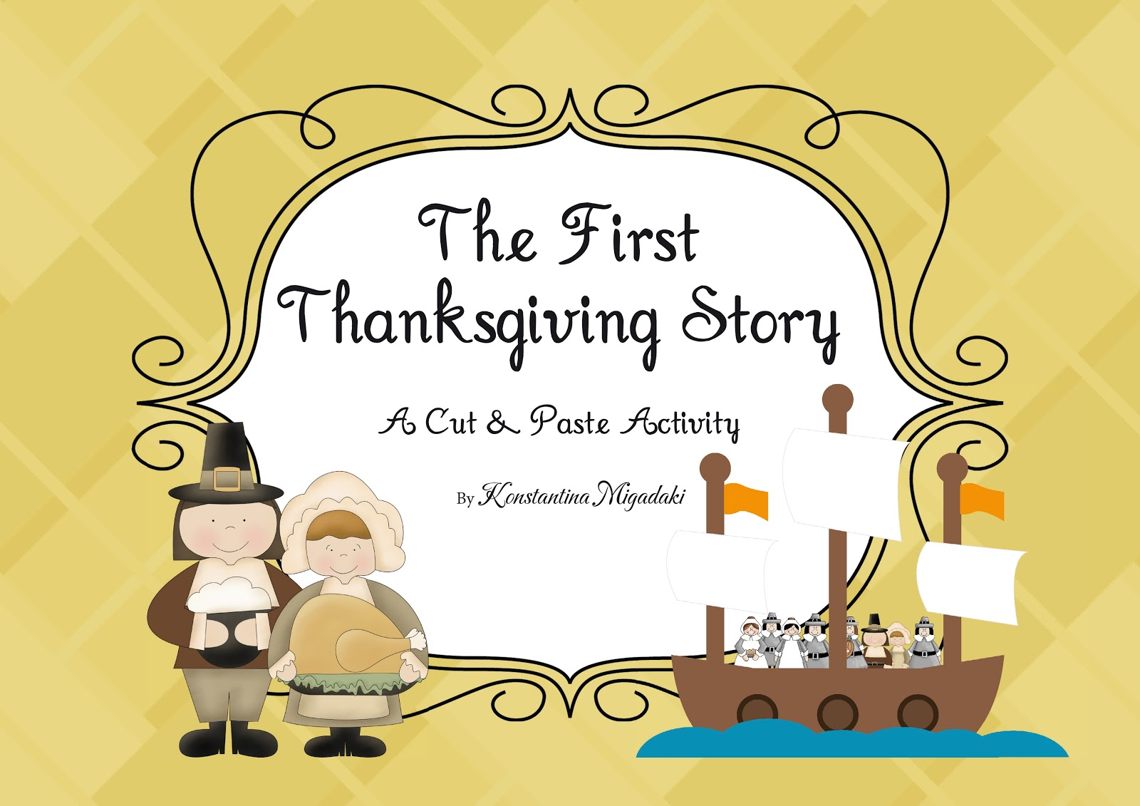 Clipart thanksgiving story. Stories x free clip
