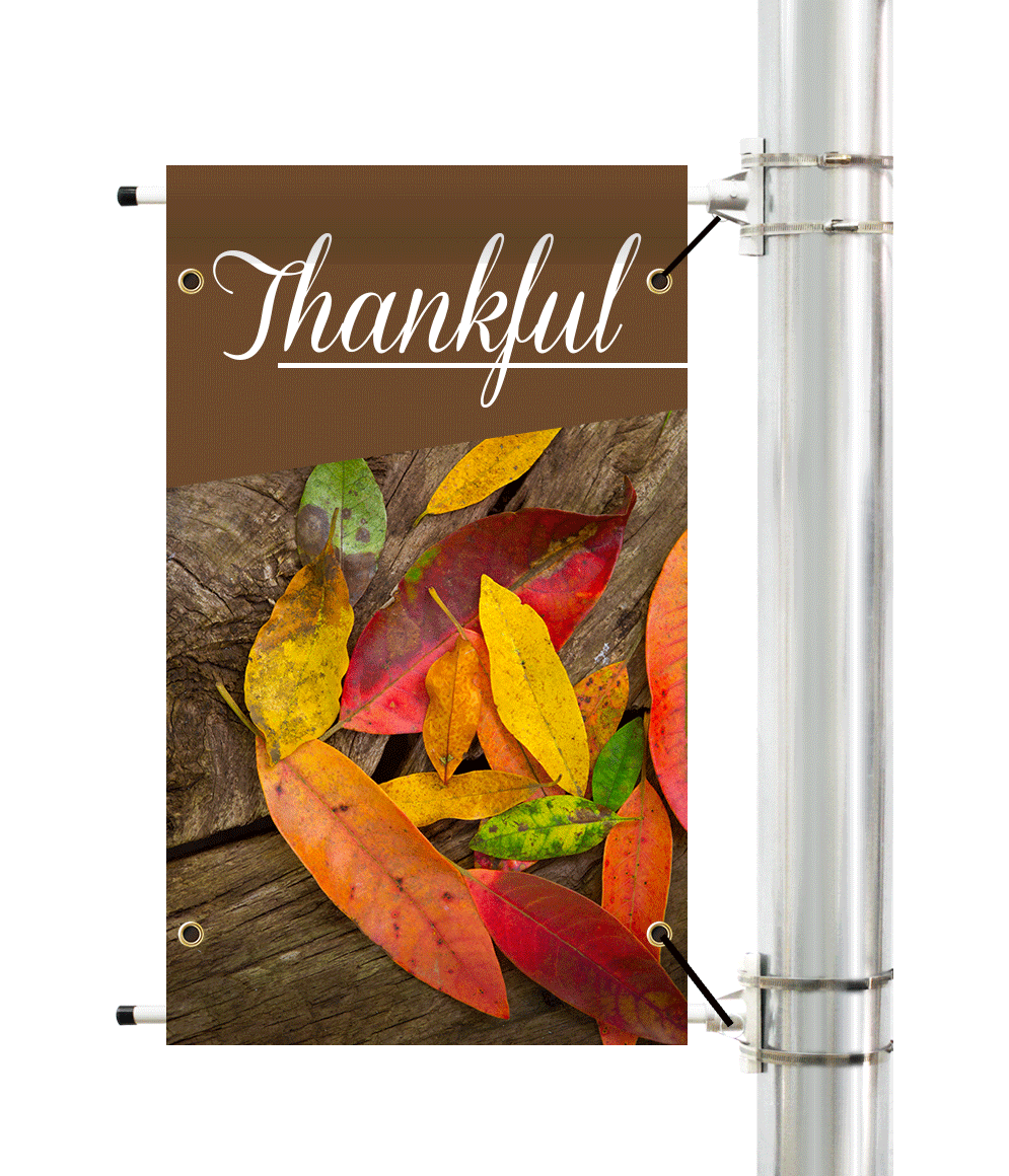 Clipart thanksgiving translucent. Banners and signs com