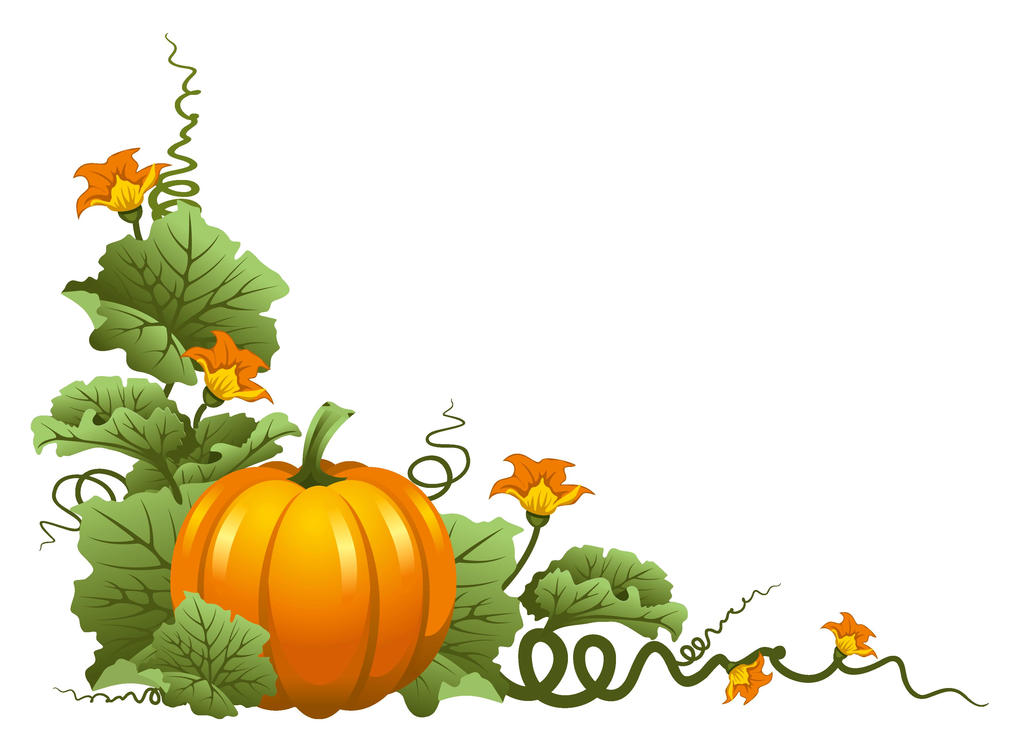 Clipart thanksgiving transparent background. Pumpkin clip art decor