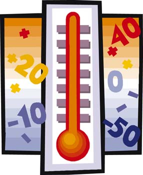 Clipart thermometer air temperature. Facts science for kids