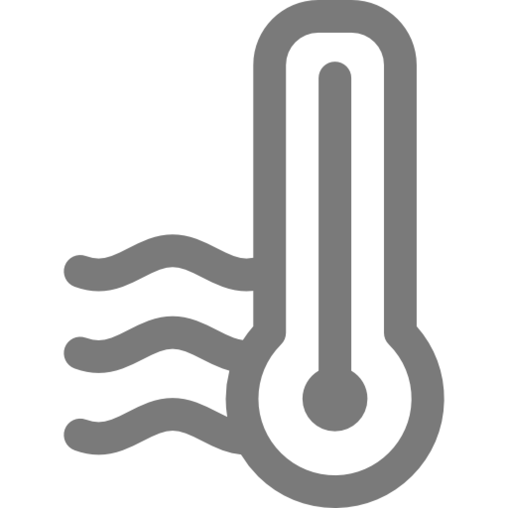 Temperature computer icons celsius. Heat clipart thermometer