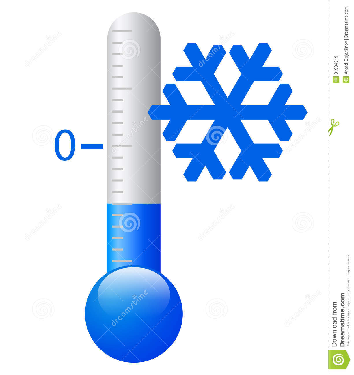 Free download best . Winter clipart thermometer