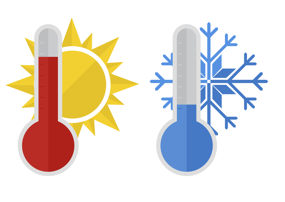 Heat clipart hot cold temperature. Free thermometer cliparts download