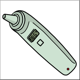 Clip art medicine technology. Clipart thermometer medical