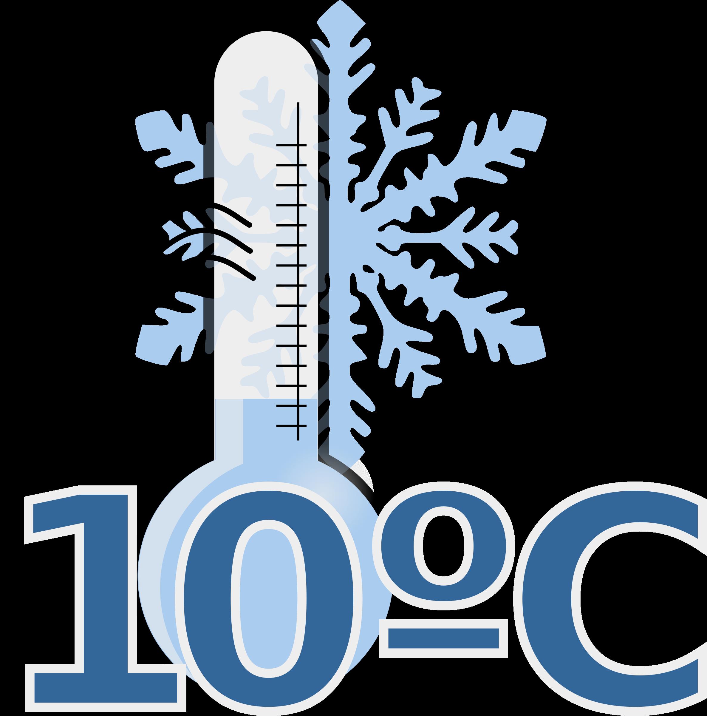 Clipart thermometer pdf. Term metro frio cold