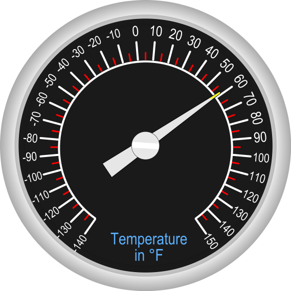 Celebrity again thermometers clip. Clipart thermometer round
