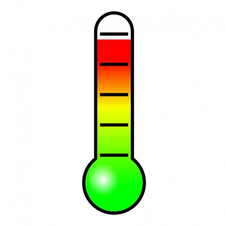 Stem clearinghouse . Clipart thermometer simple thermometer