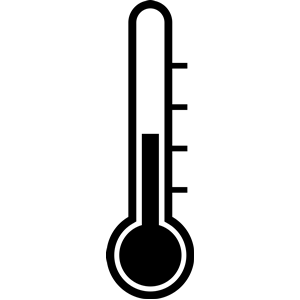 Clipart thermometer spring. Free warm cliparts download