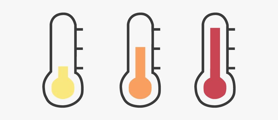 heat clipart temperature control