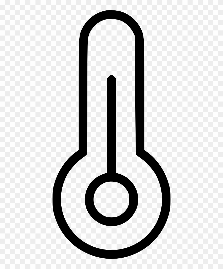 Clipart thermometer temperature gauge. Medicine illness weather comments