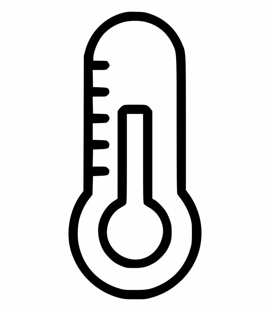 Philipines heat icon free. Clipart thermometer temperature meter