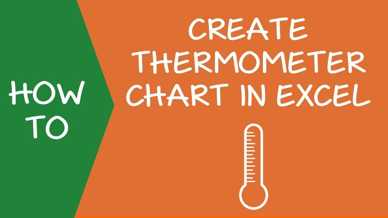 Clipart thermometer thermometer goal chart. Creating a in excel