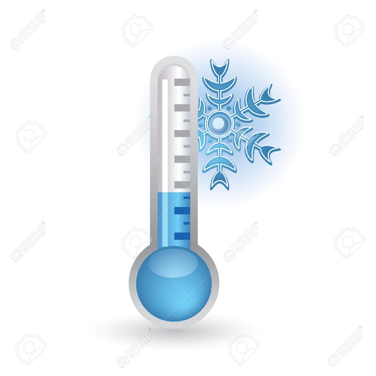 Clipart thermometer winter. Cold temperature weather clip