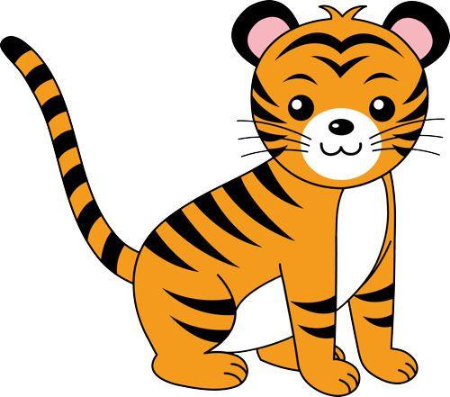 Clipart tiger. Clip art panda free