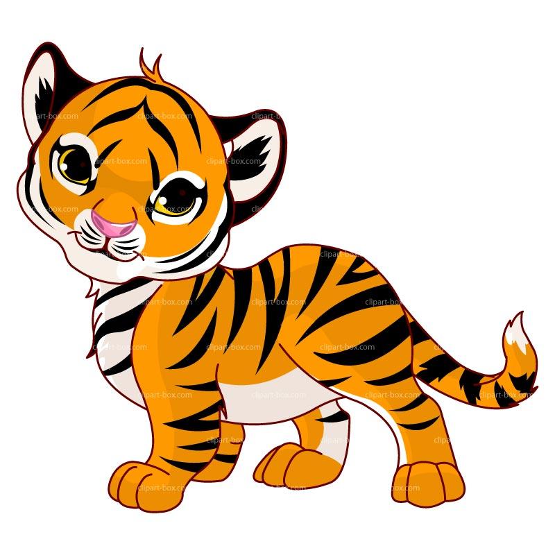 Top free image clipartix. Clipart tiger