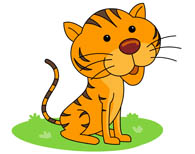 Free clip art pictures. Clipart tiger