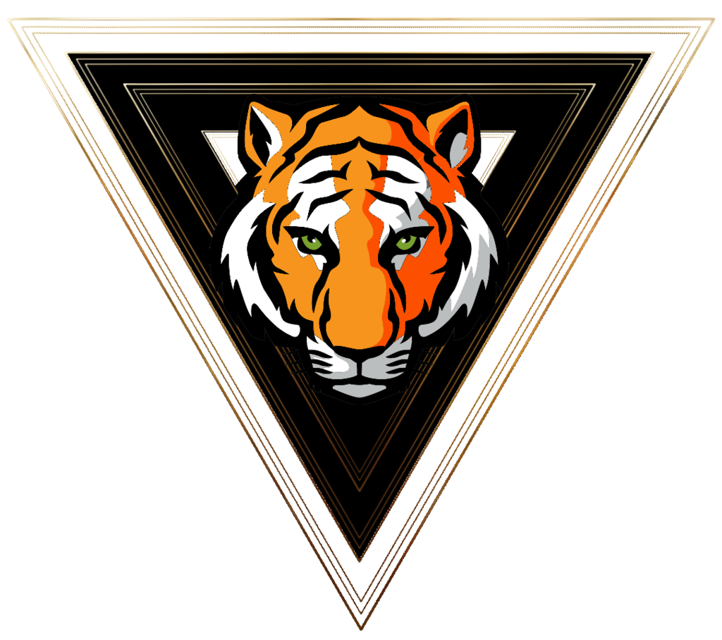 Baltimore tigers . Clipart tiger cheerleading