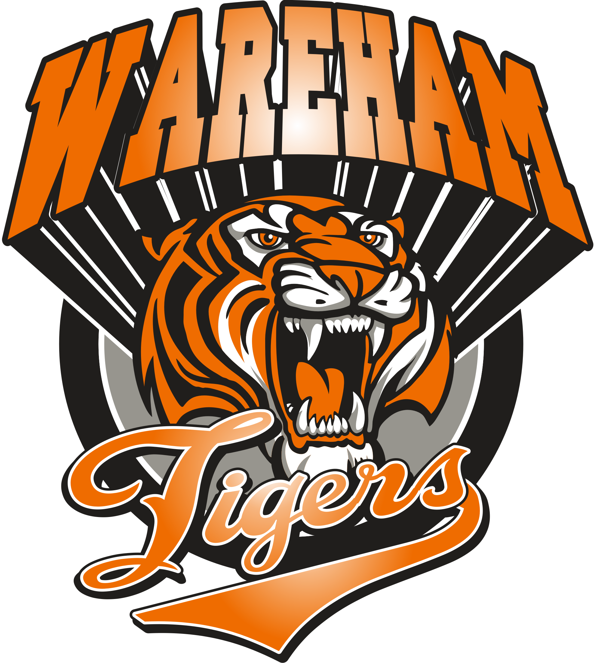 Tackle football cheer welcome. Clipart tiger cheerleading
