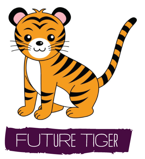 Clipart tiger easy. Clipartxtras jpeg clipartix