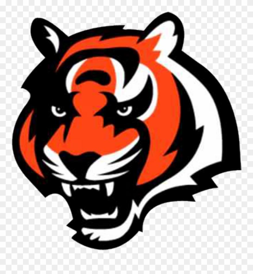 Clipart tiger logo. Cincinnati bengals pinclipart