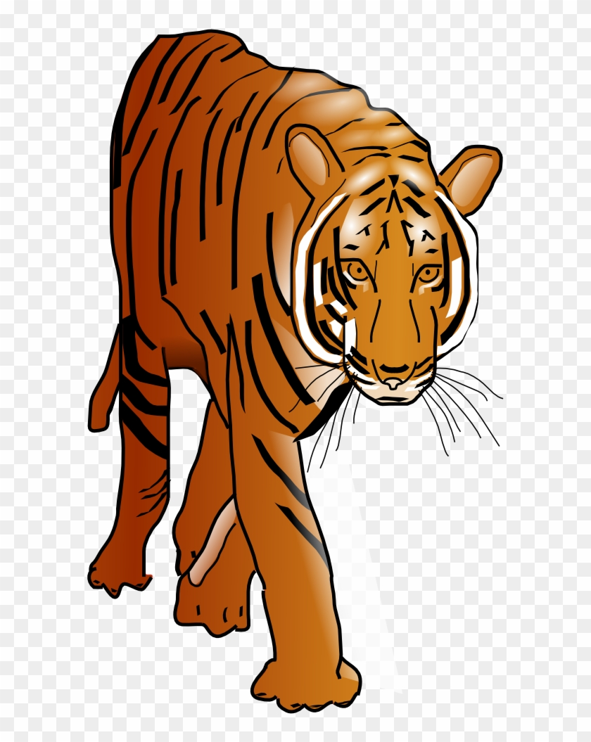 Onlinelabels clip art animated. Clipart tiger moving picture