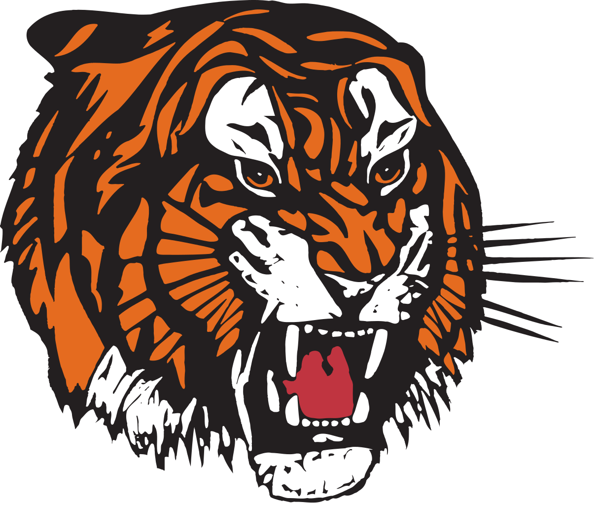 Logos . Muscles clipart tiger