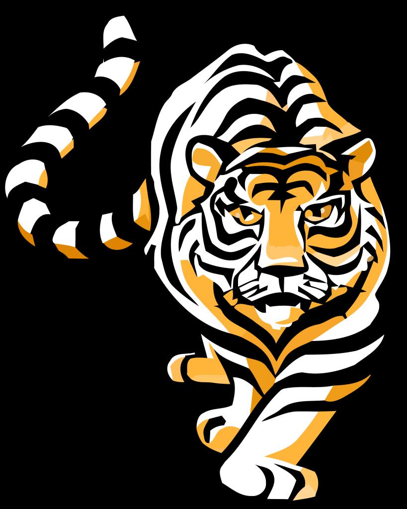 Bengal clipartly comclipartly com. Clipart tiger robot