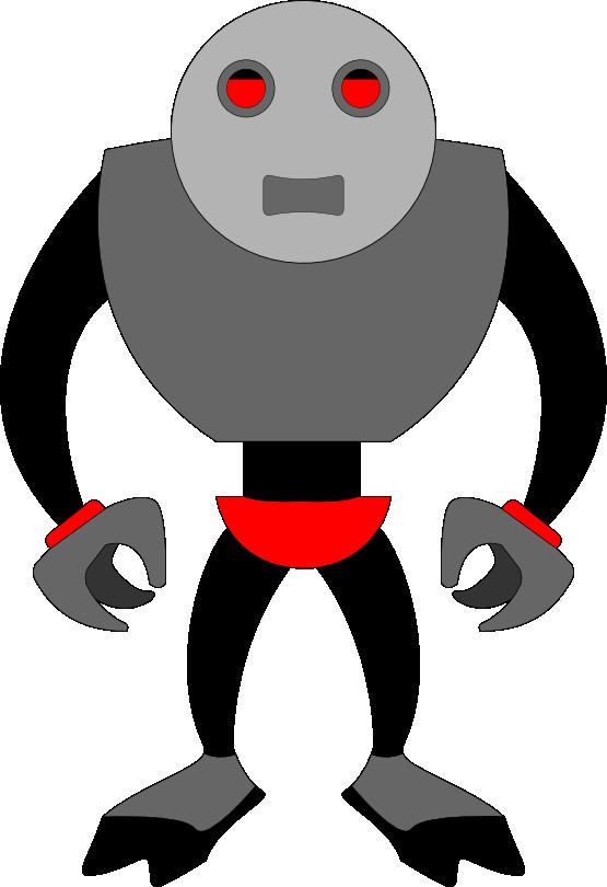 Clipart tiger robot. Clipartist net clip art