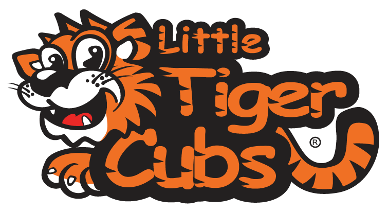 Clipart tiger tiger cub. Little cubs to book