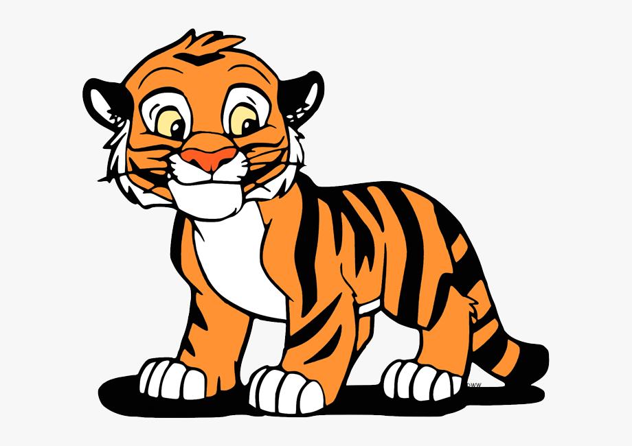 Back to aladdin clip. Clipart tiger tiger cub
