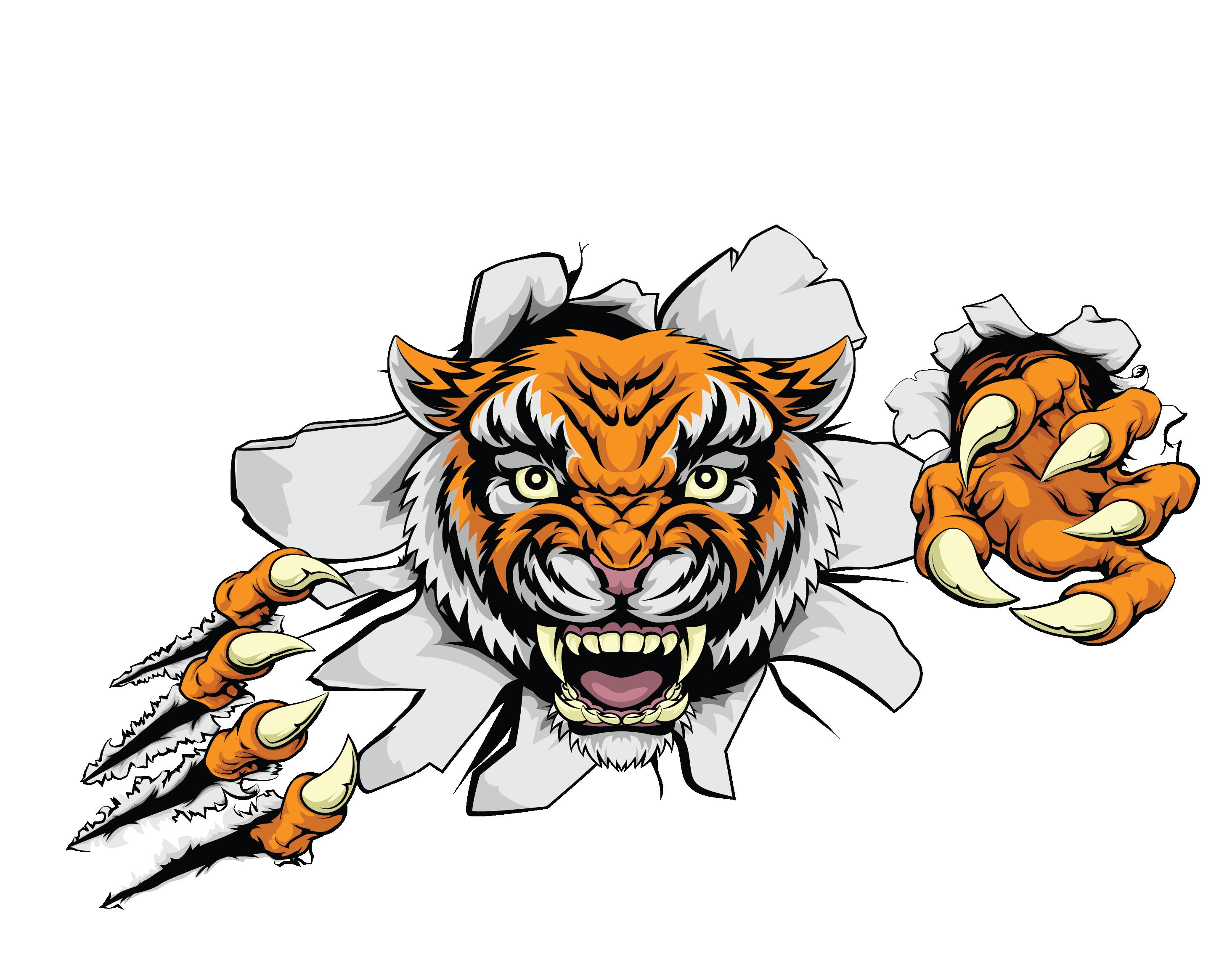 Euclidean vector clip art. Clipart tiger tiger head