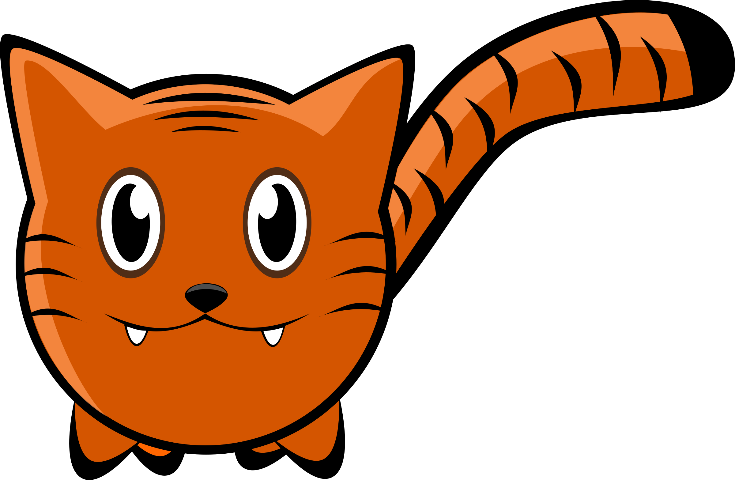 Clipart tiger tigre. Big image png
