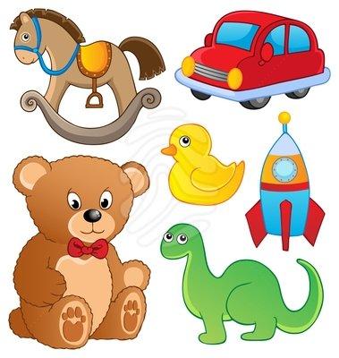 Clipart toys. Clip art panda free