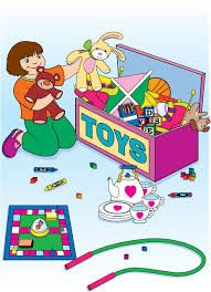 Clipart toys away. Put google search chore