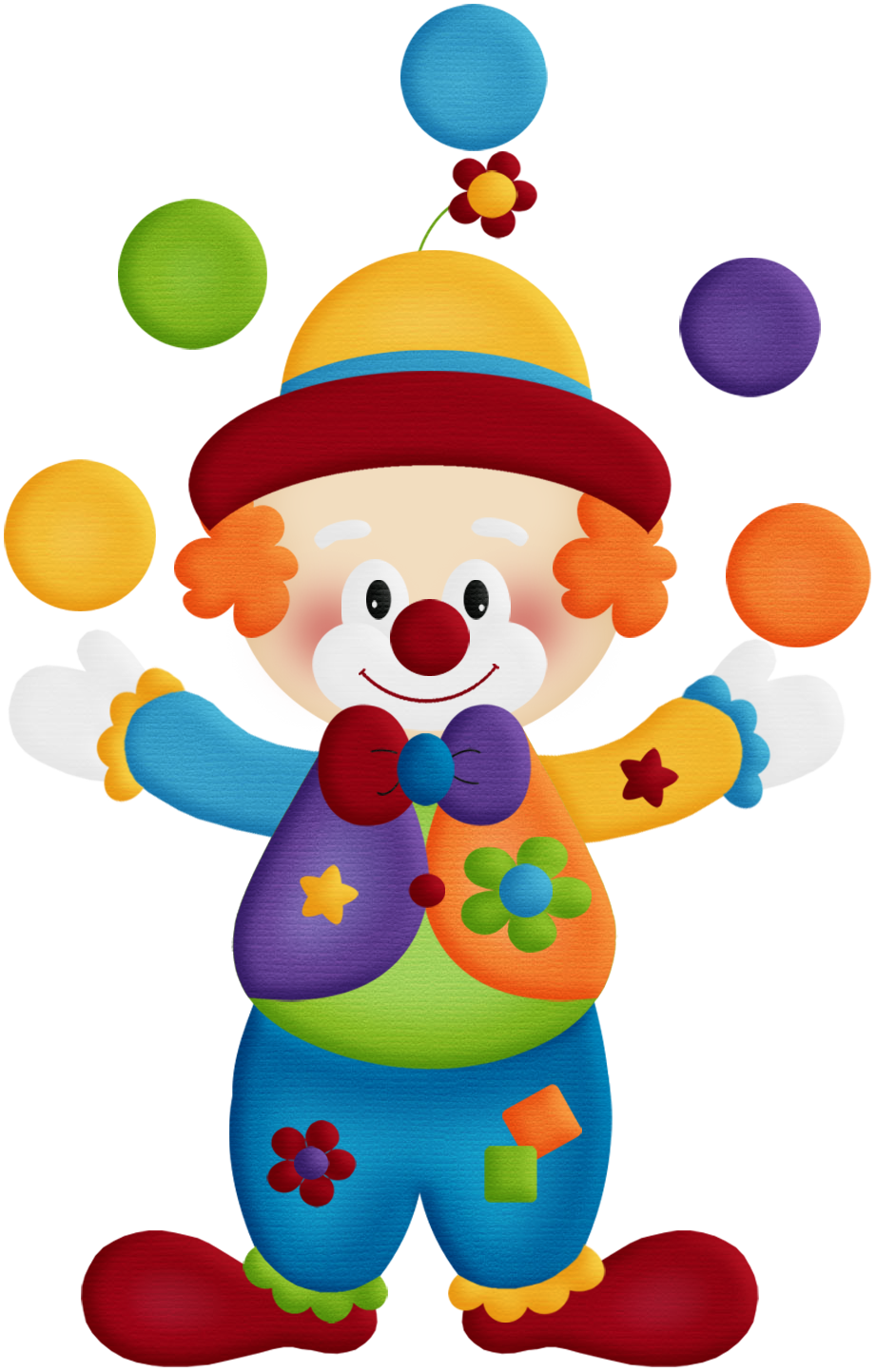 Circo png pesquisa google. Clown clipart carnival