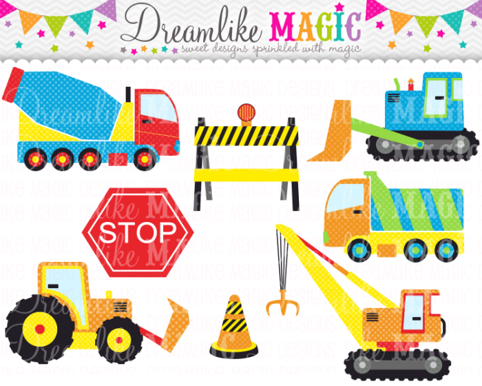 Set lil zone . Clipart toys construction toy