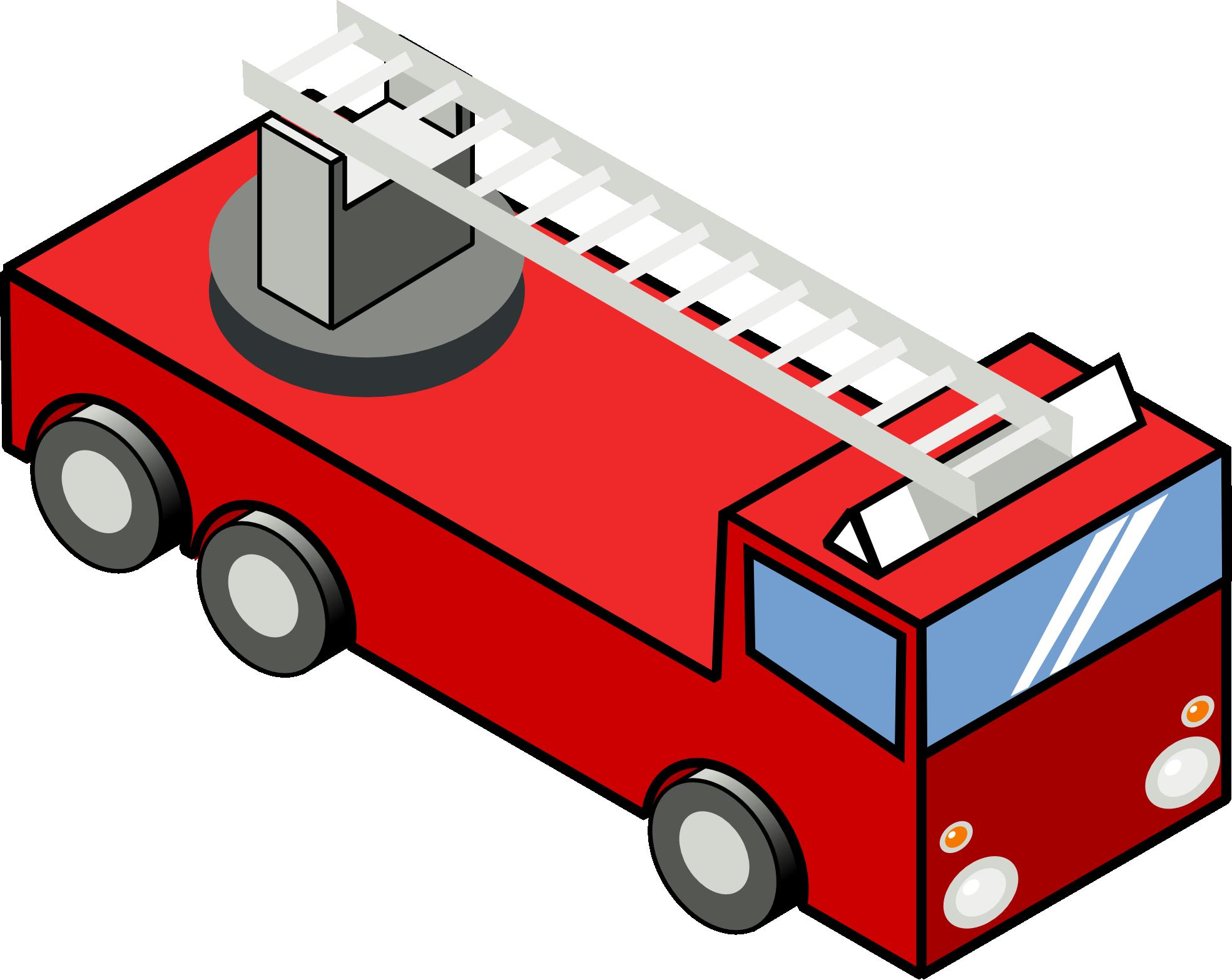 Truck toy pencil and. Firetruck clipart van fire