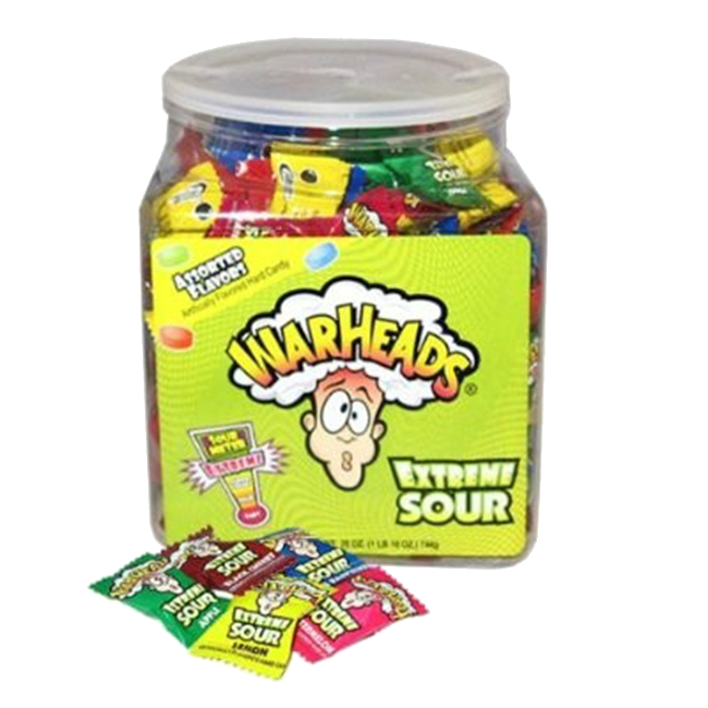 Clipart toys food. Warheads extreme sour bulk