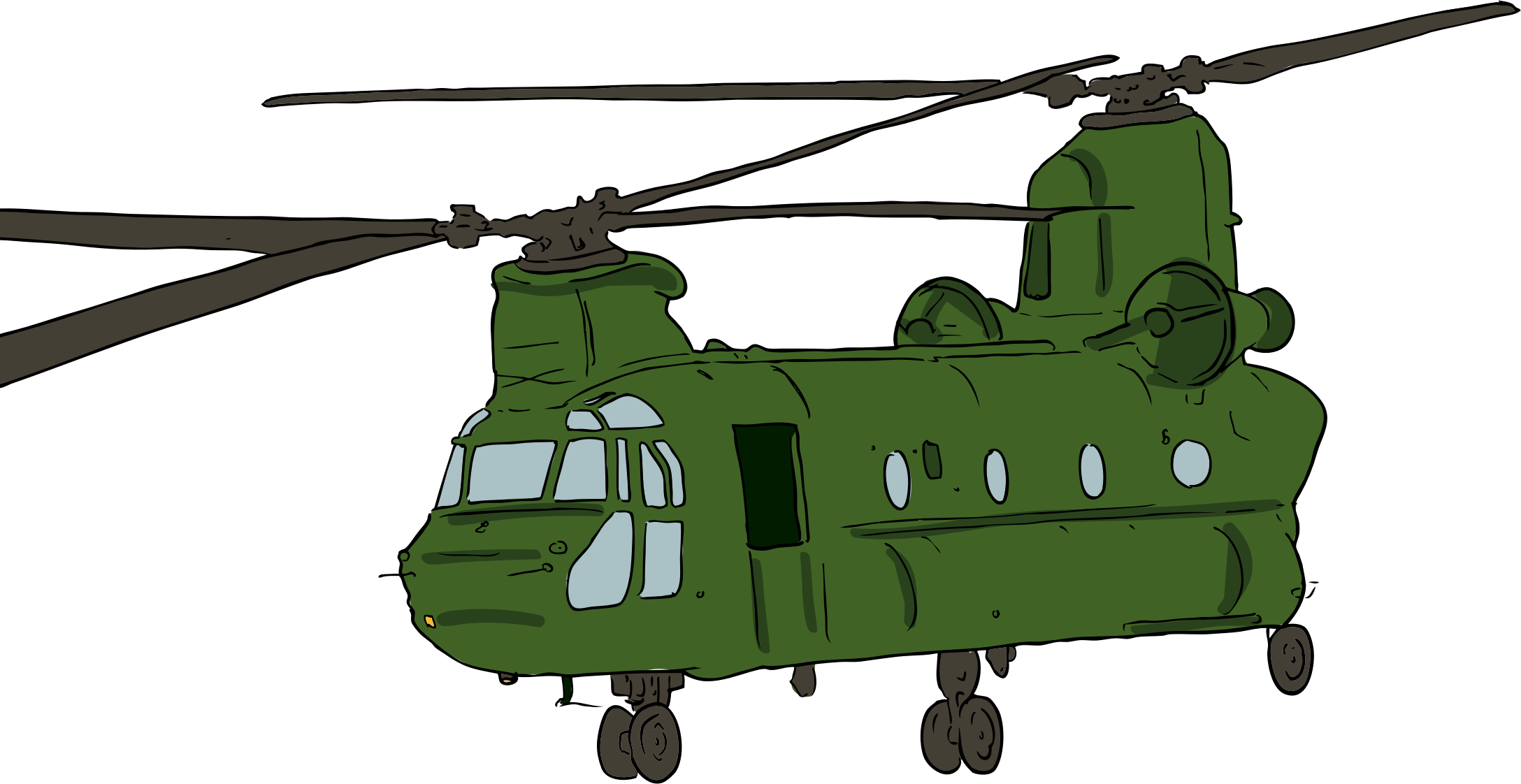 Helicopter clipart flying machine. Free military base pencil