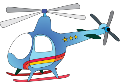 Helicopter clipart air transport. Graphic design clip art