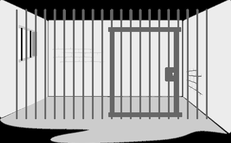 Images of bars group. Jail clipart jailbird