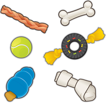 Free toys cliparts download. Pet clipart dog toy