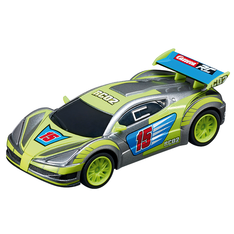 Radio controlled carrera ford. Clipart toys rc car