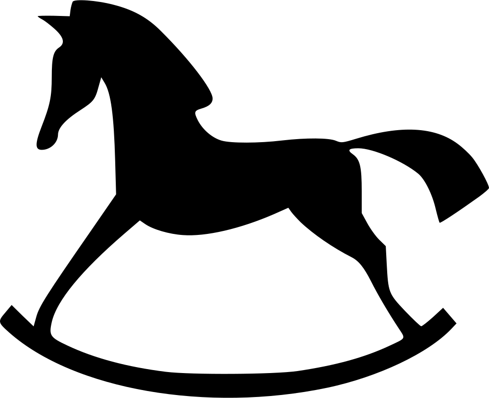 Rocking Horse Clipart Free